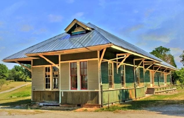 Greenback TN Station