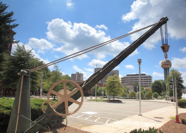 World Fair Park Knoxville TN