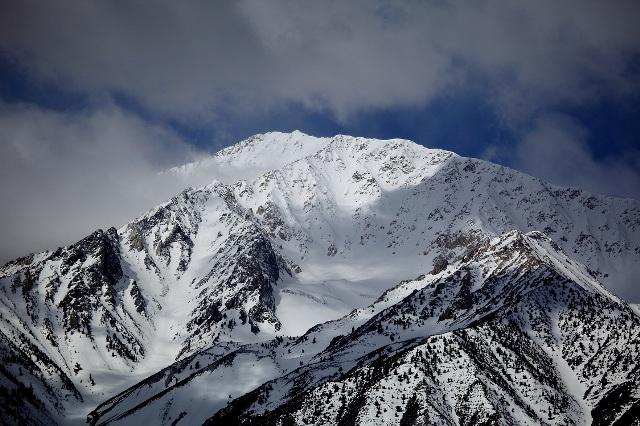 Eastern Serria Nevada's