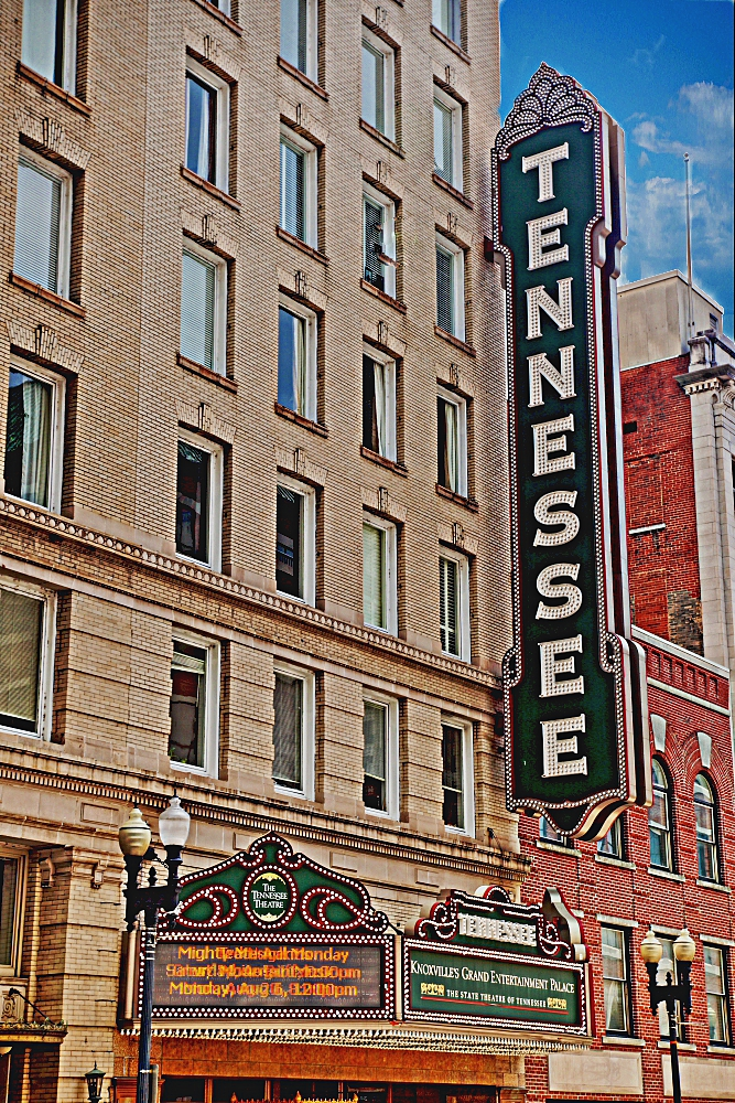 Knoxville TN Theater